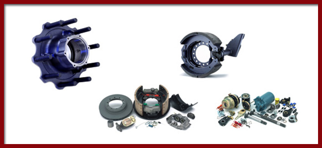 Murry's Truck Parts Locators | Camrose, Alberta Brake